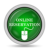 Reserve now button for online bookings. Great for guests who want to reserve the room of their choice the next time they come to Branson on vacation.